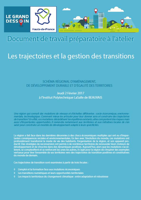 Les trajectoires et la gestion des transitions