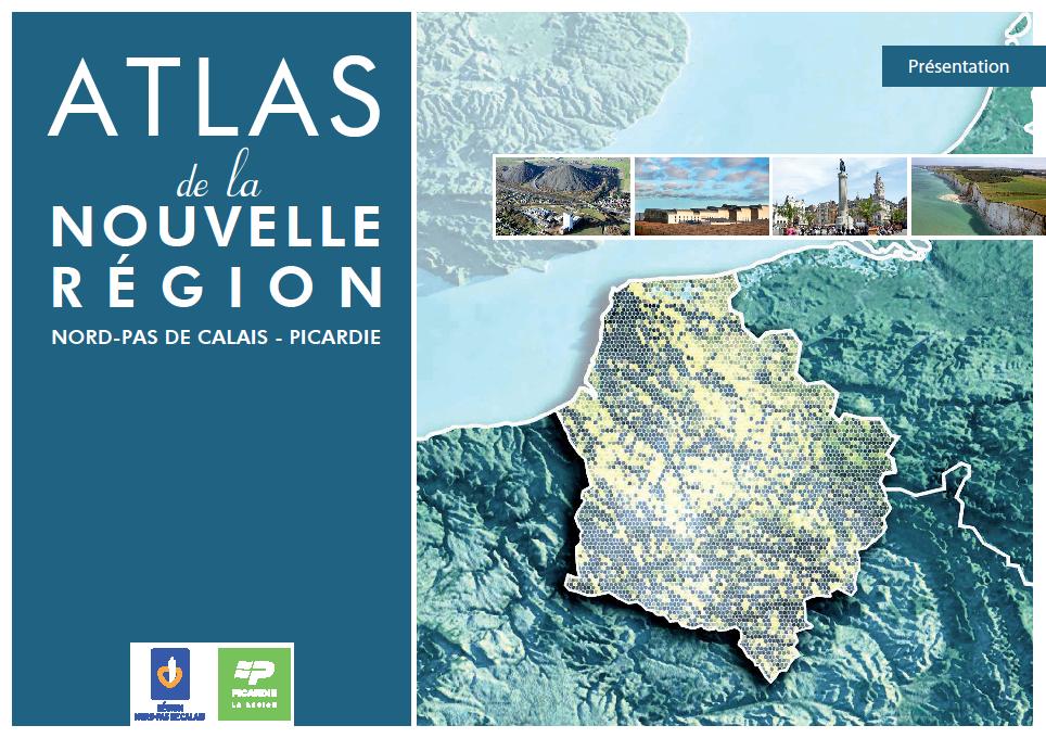ATLAS  de la NOUVELLE REGION - PRESENTATION