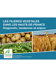 ANALYSE DES FILIERES VEGETALES  EN HAUTS-DE-FRANCE Diagnostic, t