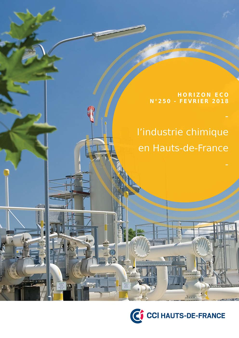 Industrie chimique page de couv