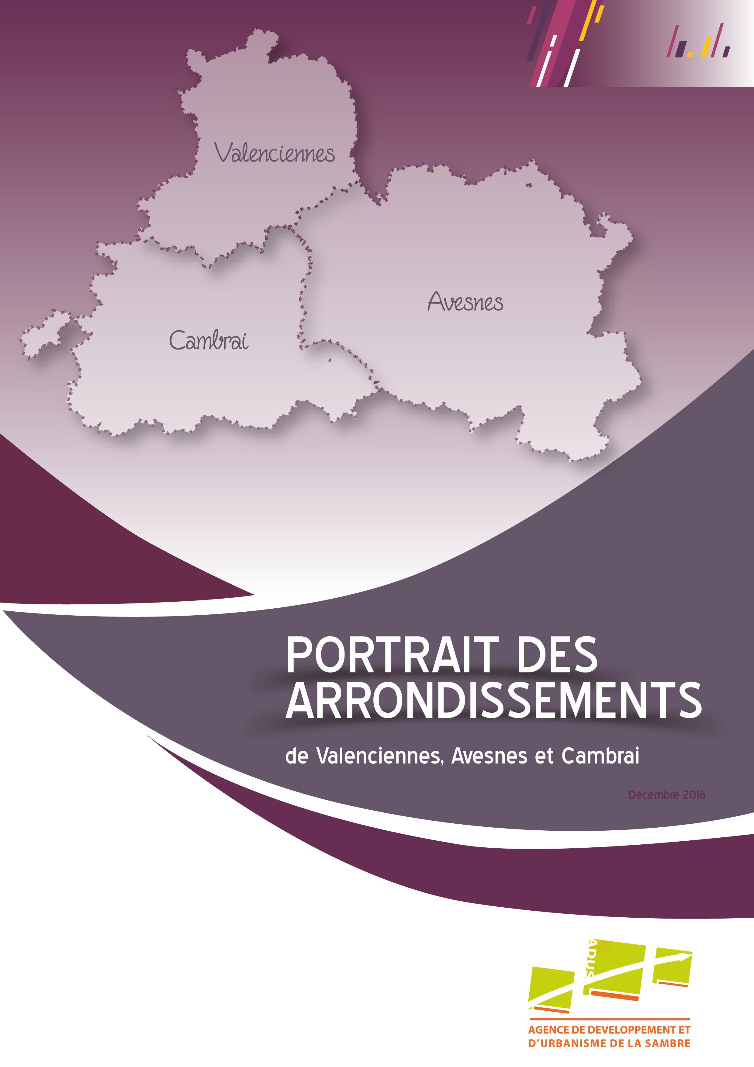 couv Portrait des arrondissements du Hainaut PIVER-01