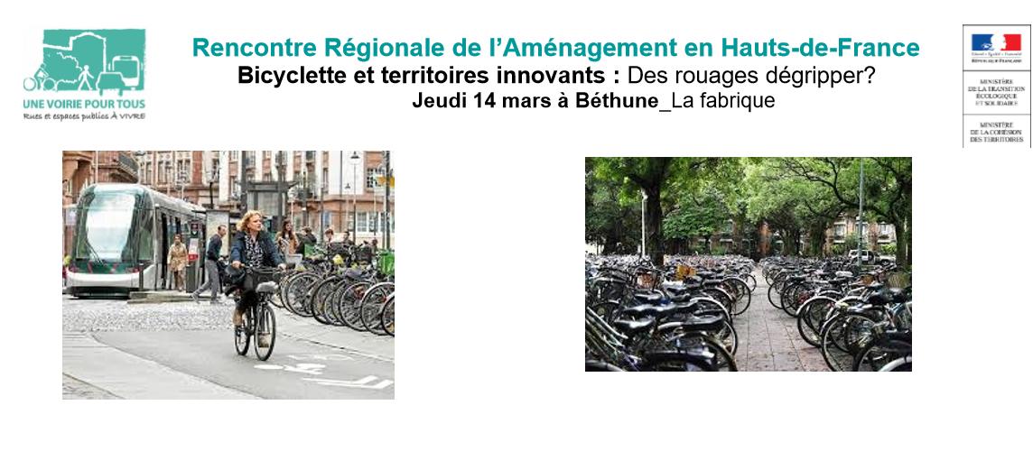 Bicyclette et territoires innovants : des rouages à dégripper ?