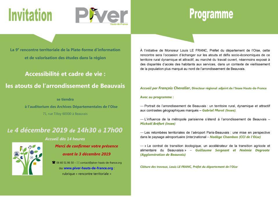 Invitation Beauvais
