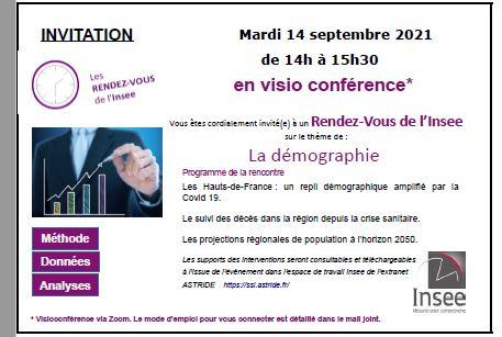 RDV insee - demographie